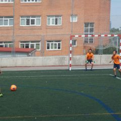 Bernadette 1-7 Liceo Sorolla «A»