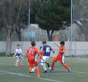 Infantil «B» – San Luis