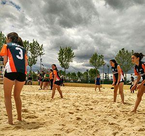 Infantil Voleibol Torneo Voley Playa