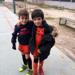 A.D Cinco Acero – Escolapios «A»